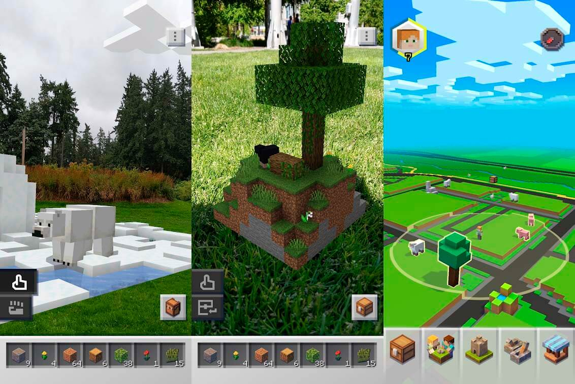 Download the Minecraft Earth APK