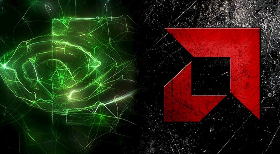 AMD surpasses Nvidia in graphics market for the first time since 2014
