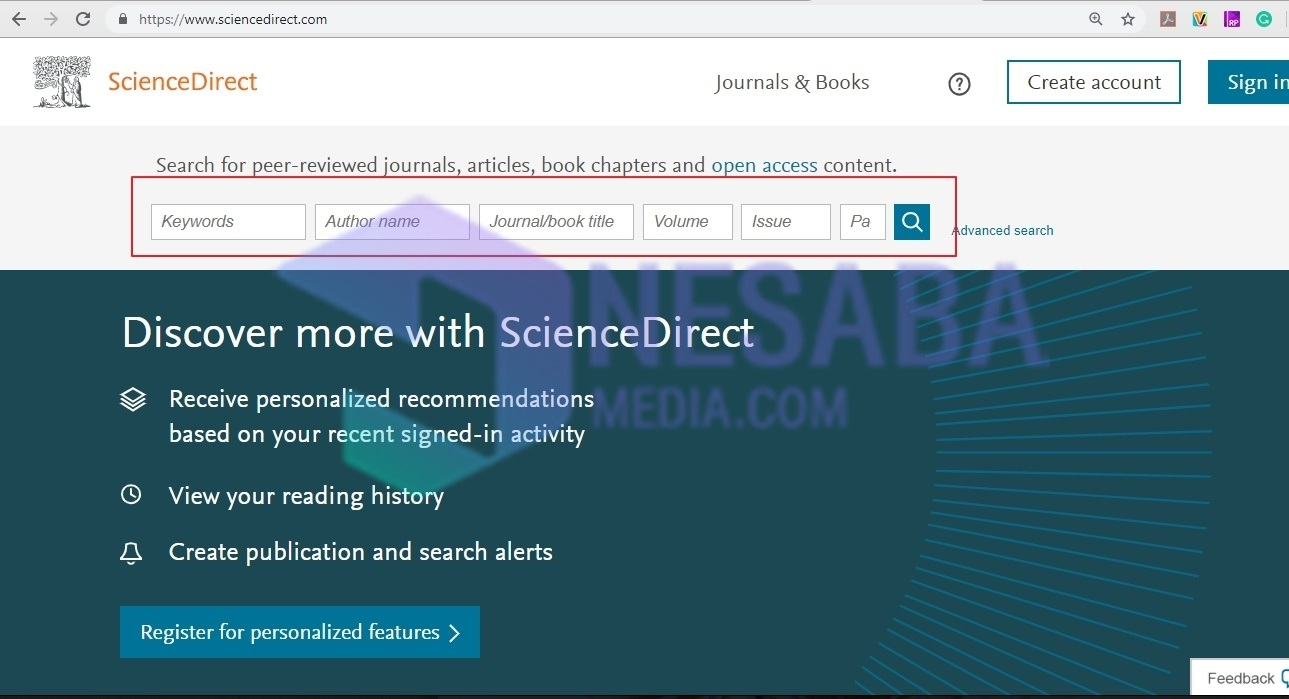 How to Download a Free Journal Through a Sciencedirect Site
