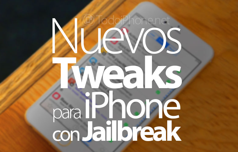 23 new tweaks for iPhone with Jailbreak available on Cydia 2