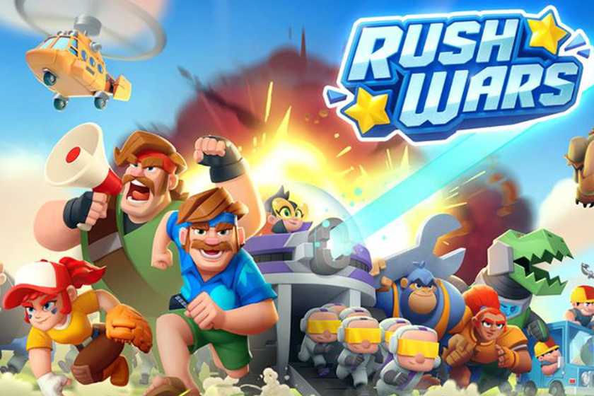 'Rush Wars': Supercell's new strategy game is a mix between 'Clash of Clans' and 'Boom Beach'