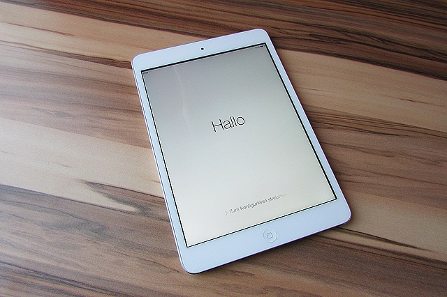 A new rumor indicates that Apple will present a fifth generation iPad mini