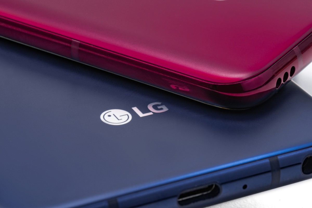 Android Pie arrives on LG V40 ThinQ 2