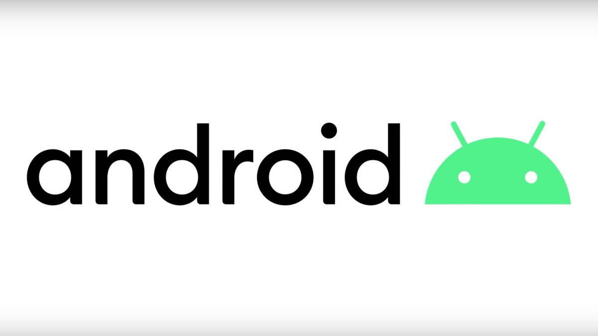 Android: change logo and new name, Android 10 2