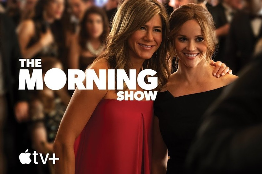 Apple 300 million dollars would have been spent on 'The Morning Show'