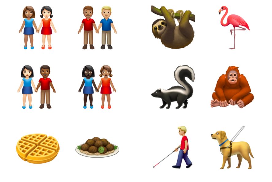 Apple We are ahead of the new emojis that will arrive this year to celebrate World Emoji Day 1