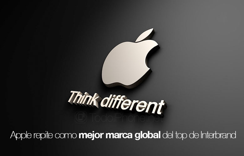 Apple repeated as the best global brand of Interbrand's top, Google ranked second 4