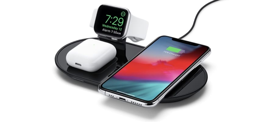 Apple starts selling the new Mophie multi-device charging bases
