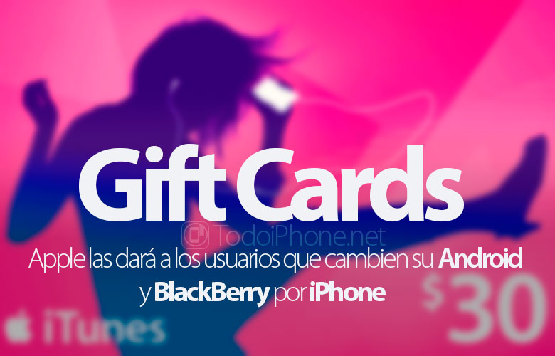 Apple will give gift cards to users who change their Android phones for iPhone 2