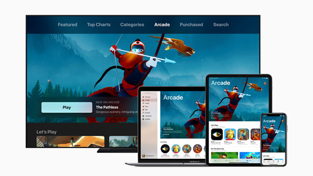 Apple would be spending over $ 500 million on arcade game library 1
