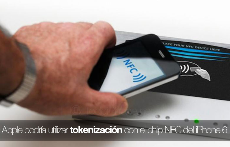 Apple you could use tokenization along with the supposed NFC chip of the iPhone 6 for your mobile payment system 2
