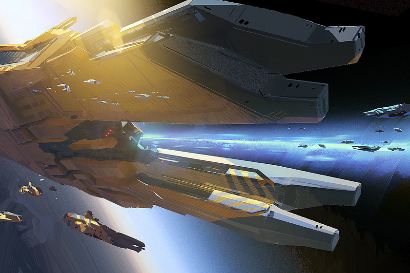 Attention, fans of the strategy: Homeworld 3 is officially in development
