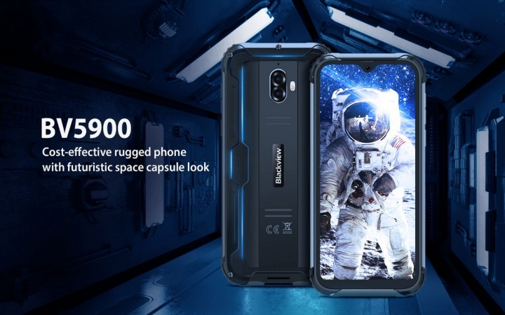 Blackview BV5900 - The toughest smartphone ever arrived!