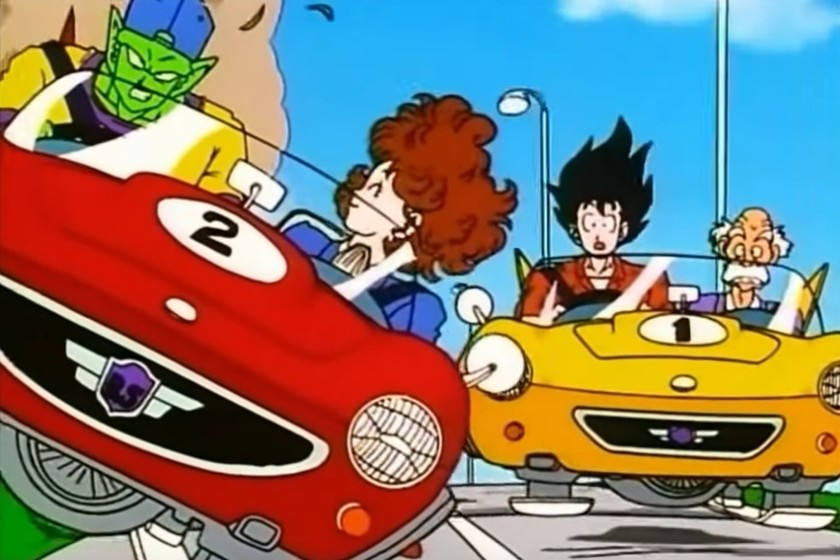 Dragon Ball Z: Kakarot will include the entire Cell saga and the great episode in which Goku and Piccolo learn to drive