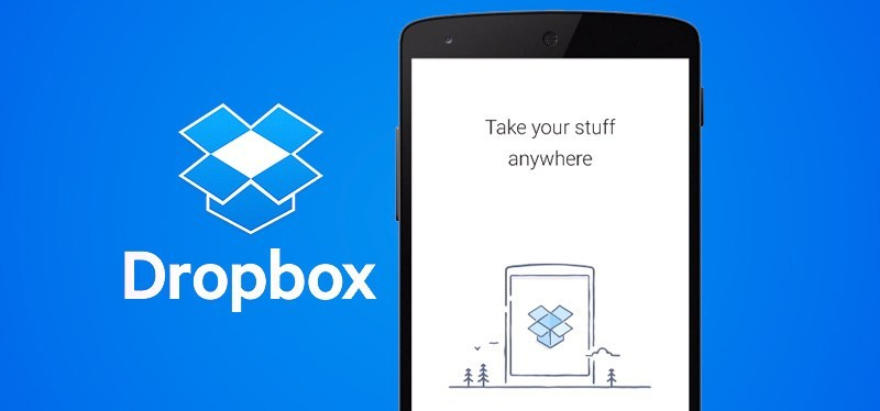 Types of accounts in Dropbox