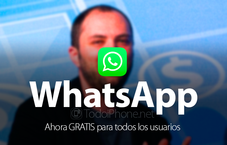 FREE WhatsApp for all users forever 3