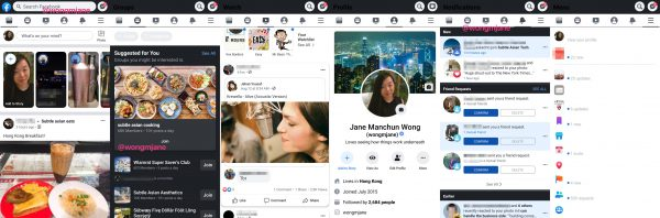 Facebook: in test the Dark Mode for the Android app 2