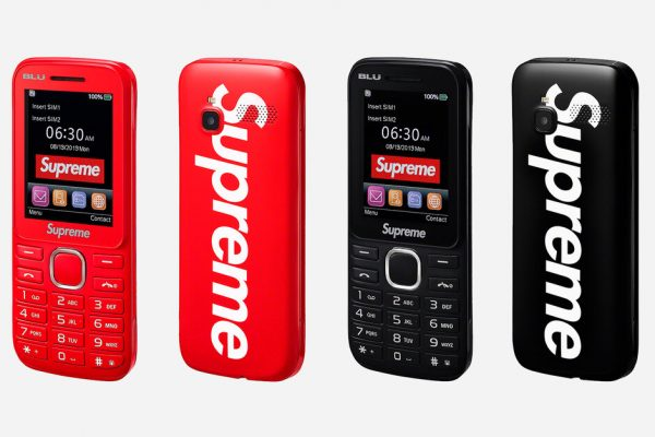 From Supreme the feature phone that costs like Note10 2