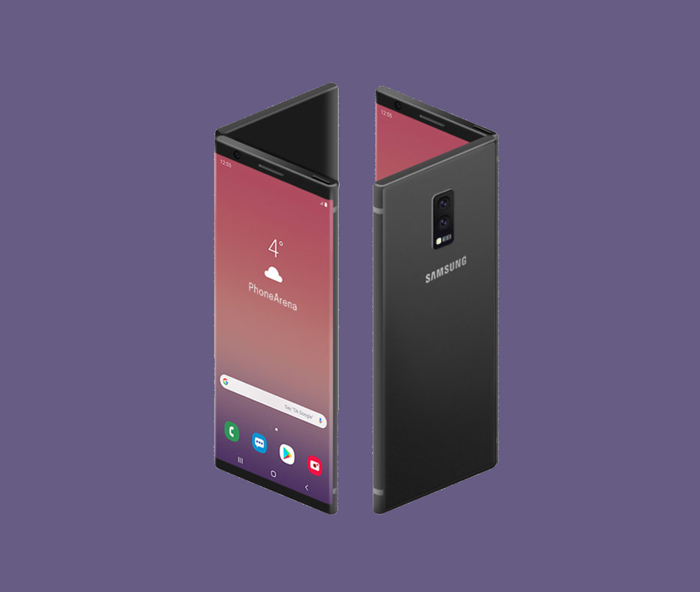 Galaxy Fold  would be the name of Samsung's folding team, according to Evan Blass 1
