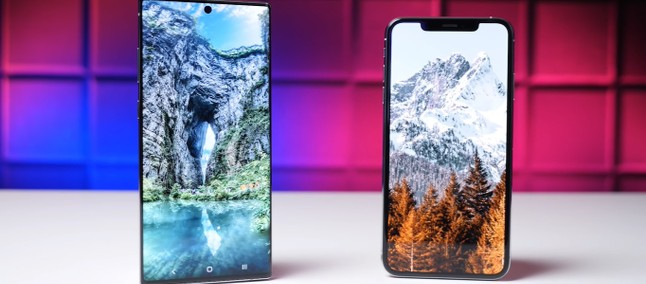 Galaxy Note  10 Plus vs iPhone XS Max: Tops Clash in Speed Test 2