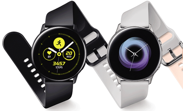 One of the giveaways in buying a Galaxy Note  10 will be the Galaxy Watch active