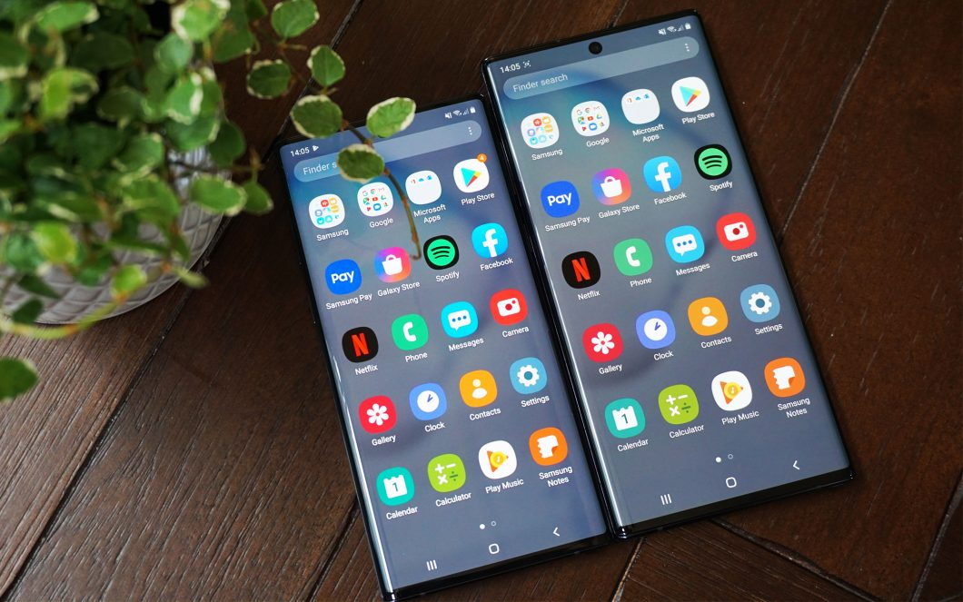 Galaxy Note10 + has the best smartphone display 2