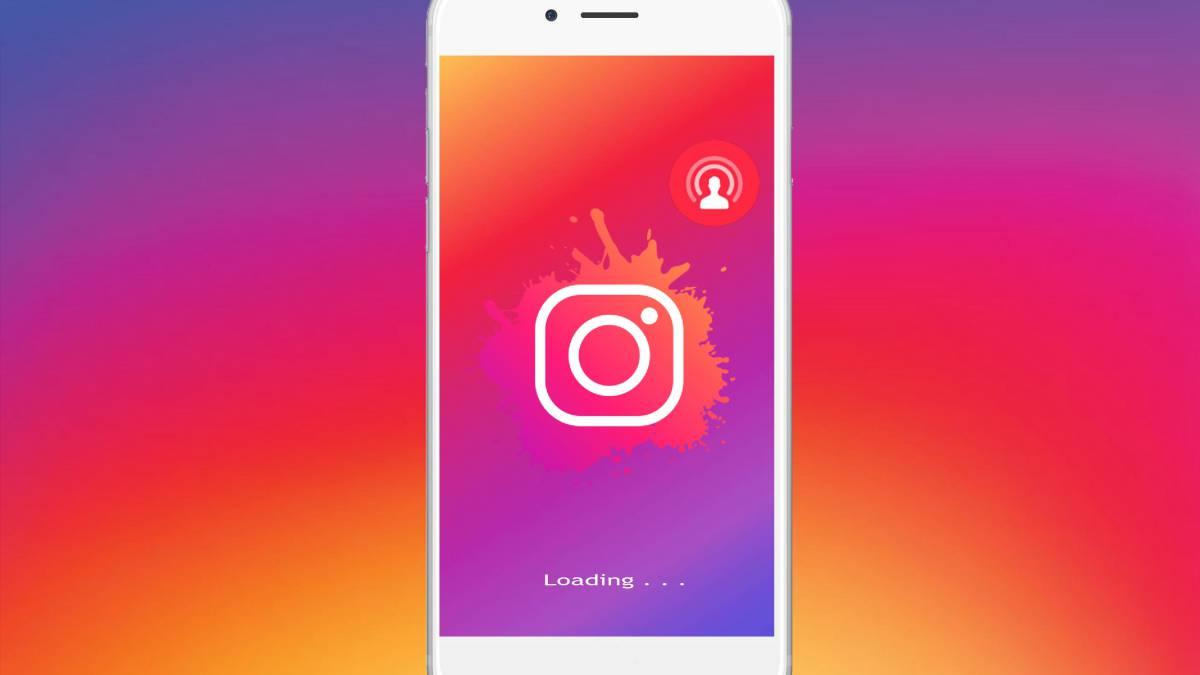 Go Live, the trick to make free video calls by Instagram 1