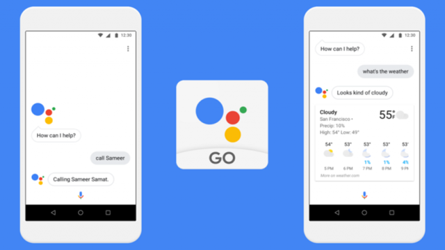 Google Go App Released! Here are the features