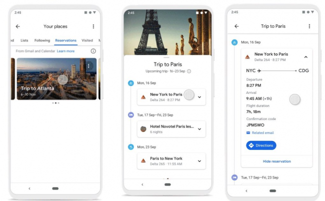 Image - Google Maps launches travel organizer and guide with augmented reality
