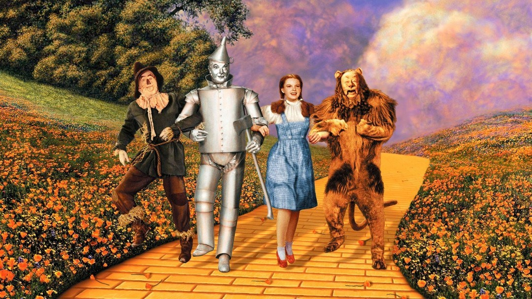 Google celebrates The Wizard of Oz with this fabulous trick