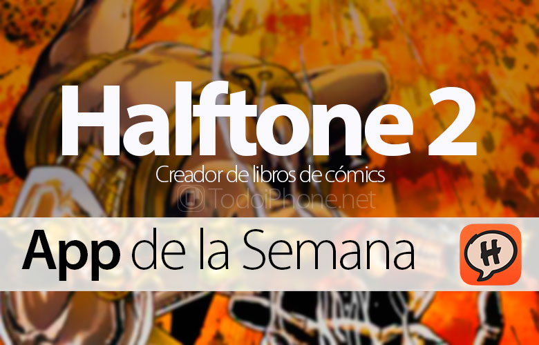 Halftone 2 - App of the Week on iTunes 2