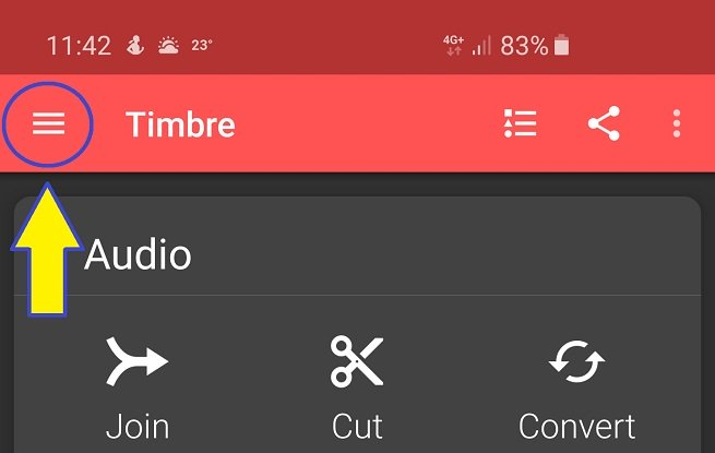 Image - How to cut an audio on Android