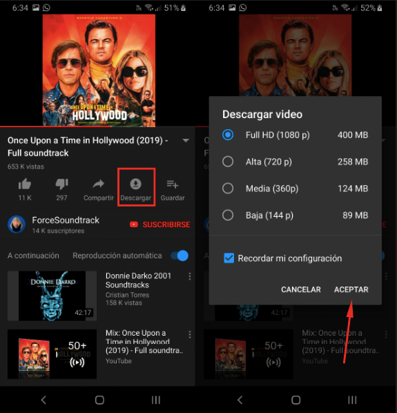 How to download videos from YouTube legally? 1