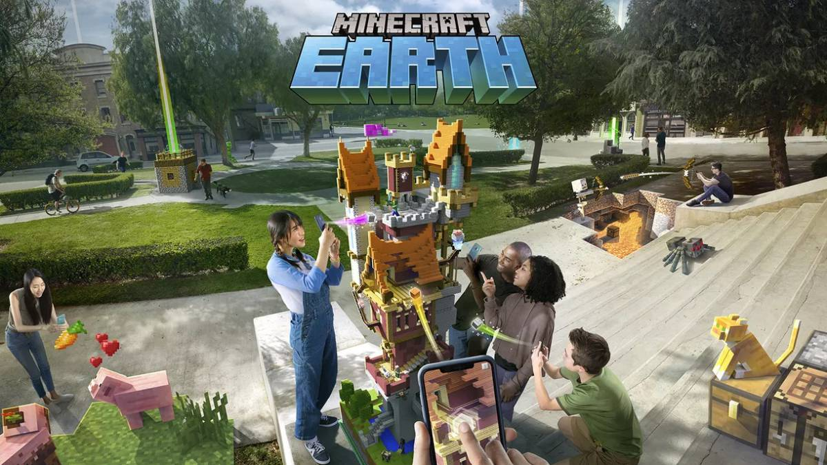 How to install the Minecraft Earth beta on your mobile 1