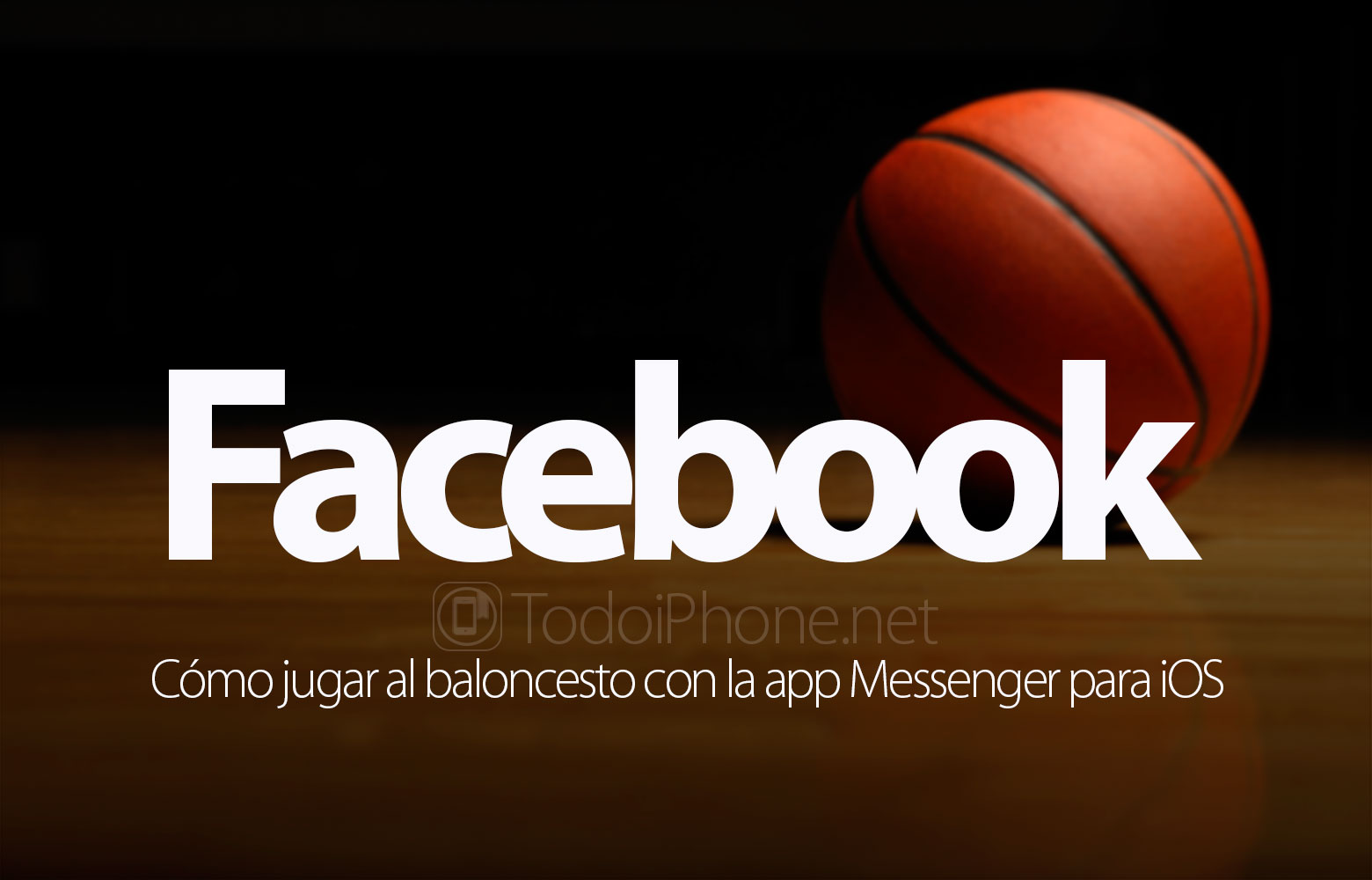 How to play basketball in Facebook Messenger for iOS 3
