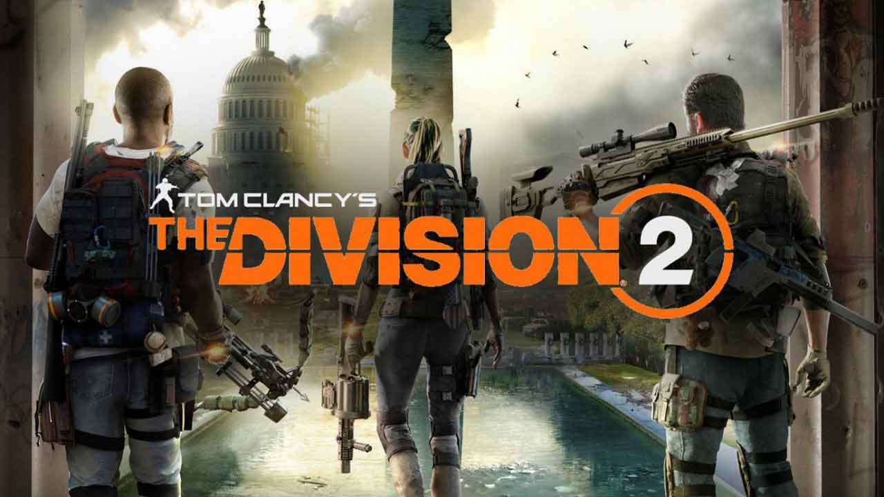How to save and save the game The Division 2 3