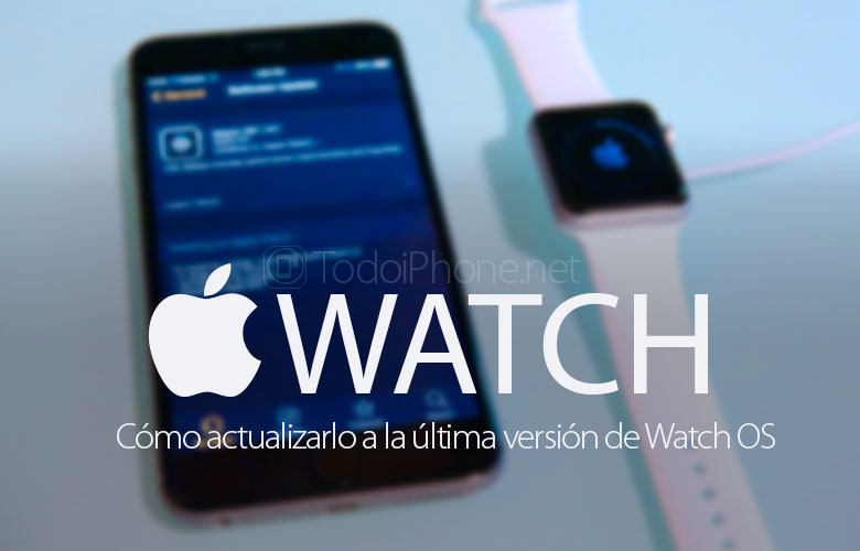 How to update the Apple Watch to the latest version of Watch OS 2
