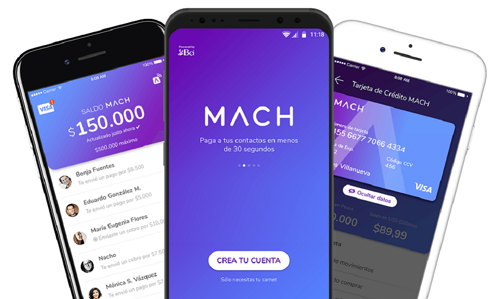 MACH starts sending invitations to try your next physical card