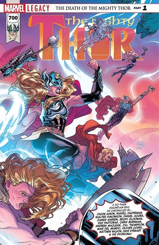 Marvel: Loki may be the explanation for Jane Foster and The Mighty Thor