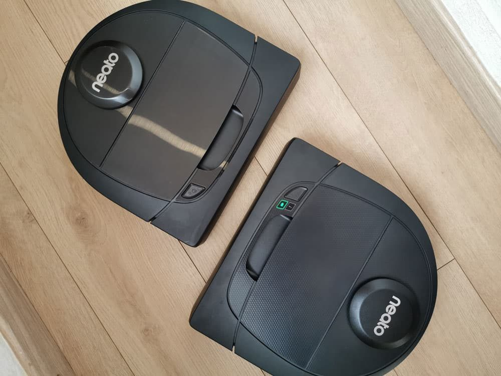 Neato Botvac D6 and D4, analysis of these robot vacuum cleaners