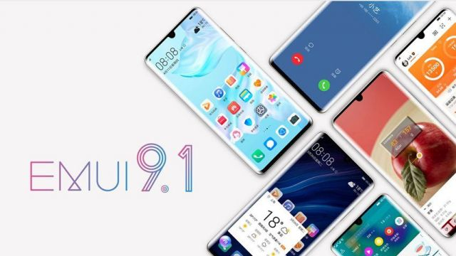 New Devices Receiving EMUI 9.1 Update Announced