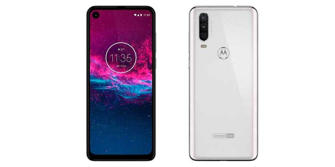 This is the new Motorola One Action: features and filtered prices