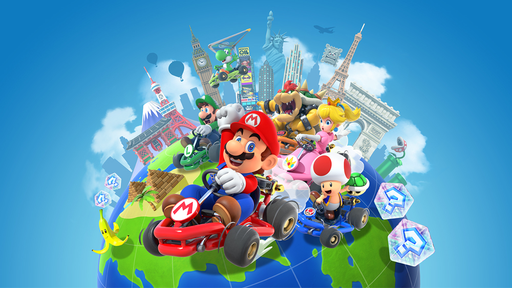 Nintendo reveals the release date for Mario Kart Tour