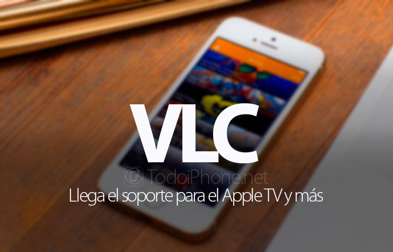 Now you can watch movies in any format from the Apple TV with VLC 3