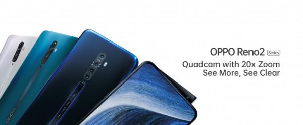 OPPO Reno2 coming August 28, is official 2