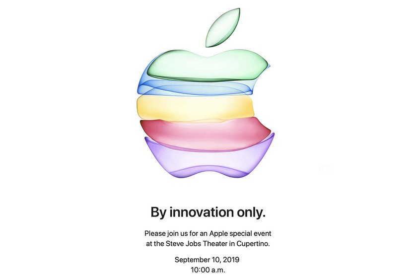 Official, this is the date of presentation of the iPhone 11