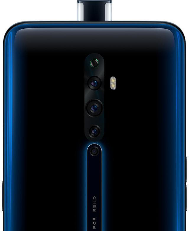 Oppo Reno 2Z pop-up camera