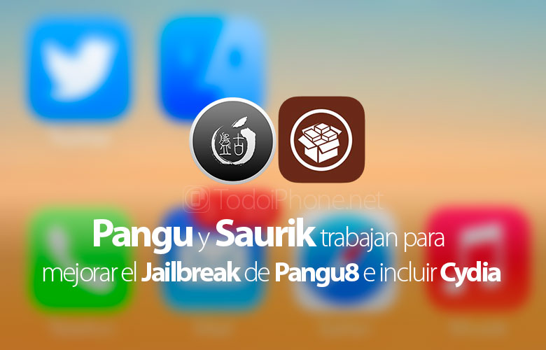 Pangu and Saurik team up to polish the iOS 8 Jailbreak with Cydia 3