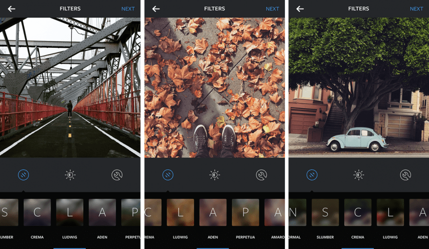 Perfect your photos of Instagram with popular filters other filters 3