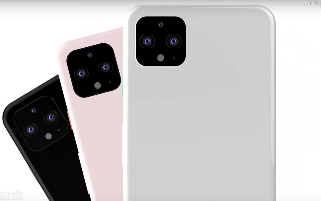 Pixel 4 on video: you'll start to love its design 2